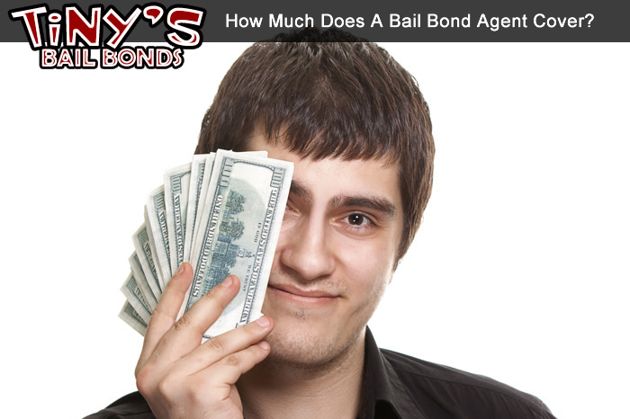 How Much Does A Bail Bond Agent Cover?