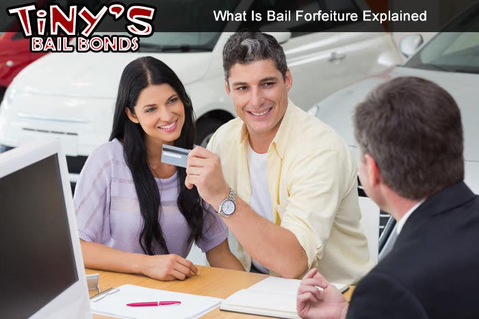 What Is Bail Forfeiture Explained